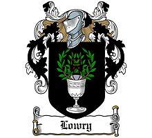 Lowry (Tyrone) by HaroldHeraldry