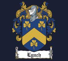 Lynch (Galway) by HaroldHeraldry