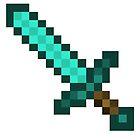 Minecraft Sword by SlickyRicky