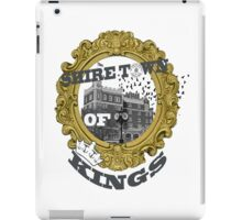 Shire Town of Kings iPad Case/Skin