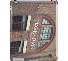 Mark Foys Building - Sydney iPad Case/Skin