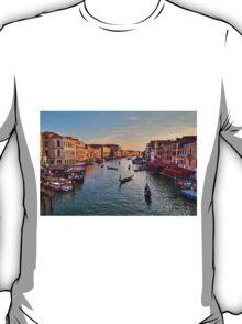 Grand Canal - Venice T-Shirt