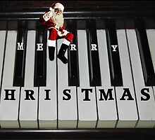 ❀◕‿◕❀ SANTAS RIGHT ON KEY HO HO HO MERRY CHRISTMAS ❀◕‿◕❀ by ✿✿ Bonita ✿✿ ђєℓℓσ