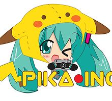 Pika_Inc by MadMayaMoxxx