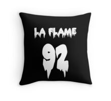 TRAVI$ SCOTT - LA FLAME Throw Pillow