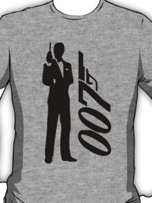 James bond - 007 T-Shirt