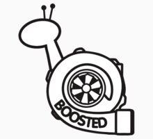 Boost snail by TswizzleEG