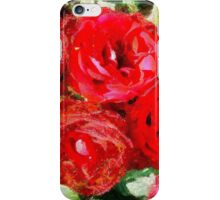 Red Roses Forever iPhone Case/Skin