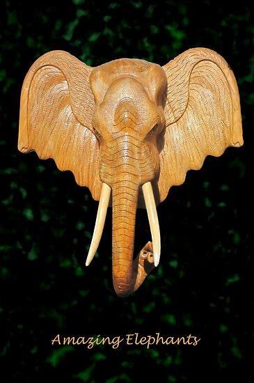 Thai Elephant tee by DAdeSimone