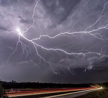 Lightning Storm by RGA Photography