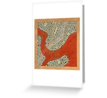Cipher n. 14 Greeting Card