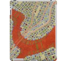 Cipher n. 14 iPad Case/Skin