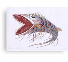 Shark fish Canvas Print