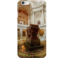 Napoleon's Tomb - A Different View © iPhone Case/Skin