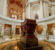 Napoleon's Tomb - A Different View © by © Hany G. Jadaa © Prince John Photography