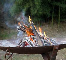 fire in the brazier by spetenfia