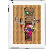 Freaky Tiki! iPad Case/Skin