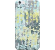 Spring Rain Tris iPhone Case/Skin