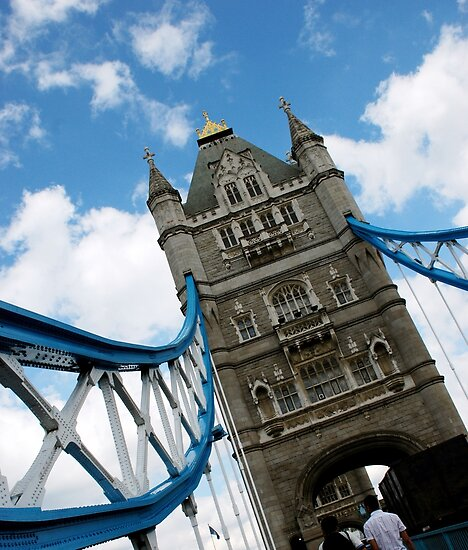 Tower Bridge, London 02 by AlisonOneL