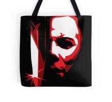 Michael Meyers Vector Art Tote Bag