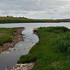 The Loch of Vatsetter by WatscapePhoto