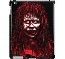 Reagan Exorcist Vector Art iPad Case/Skin