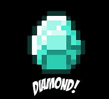 Diamond Minecraft by GALD-Store