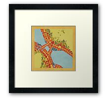 cipher n. 3 Framed Print