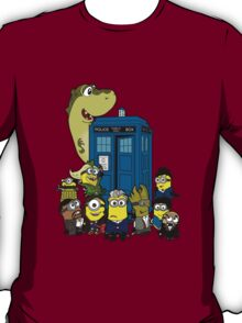 Doc Minion 12 and Chums T-Shirt