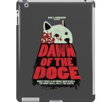 Dawn of the Doge iPad Case/Skin