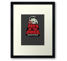 Dawn of the Doge Framed Print