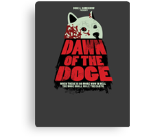 Dawn of the Doge Canvas Print