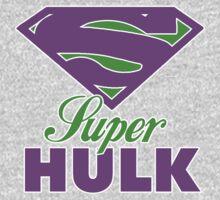 Super Hulk by Groatsworth
