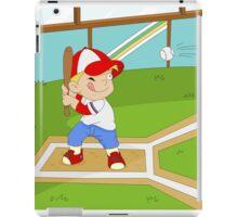 Non Olympic Sports: Baseball iPad Case/Skin