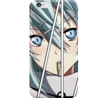 GGO Sinon iPhone Case/Skin