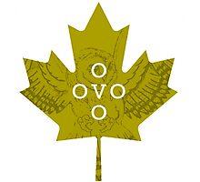 Toronto OVO Corner T Photographic Print