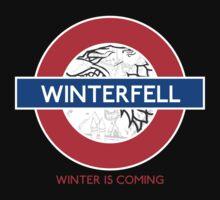 Winterfell by gimbolo