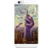 Sloth 3 iPhone Case/Skin