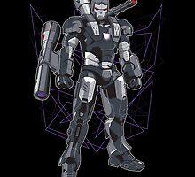 War Megatron by Ninjae-Art