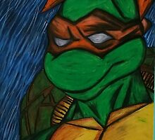 Michelangelo by HollyElizabeth