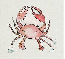 Wee Crab by inkmaid