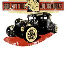Bad Attitude Motorworks by Steve Harvey