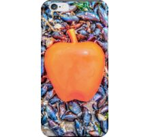 Apple on the Beach - part 3 iPhone Case/Skin