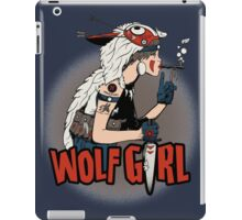 Wolf Girl iPad Case/Skin