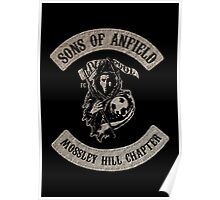 Sons of Anfield - Mossley Hill Chapter Poster