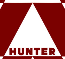 Destiny Game - Hunter Symbol Sticker