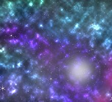 Another Galaxy by Mikayla Perecich