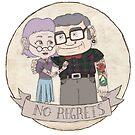 No Regrets by CartoonGirl