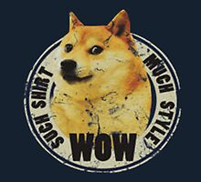 Doge Such Shirt by SovietEmployee