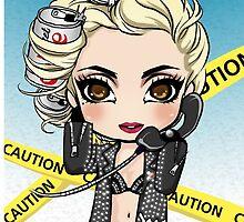 Lady Gaga - Telephone by StudioMarimo